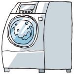 夜に洗濯を干す私!外に干すのはNGだった?