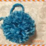 毛糸のボンボンの作り方!不器用でも簡単に作れます!