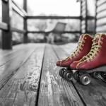 ローラーブレードとローラースケートの違いは?