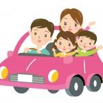 車に乗れる子供の人数の数え方!シートベルトはどうする?