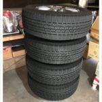 タイヤの正しい保管方法7つのポイント!女性の私でも簡単にできた!